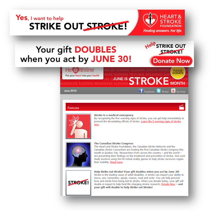 thinkdoDELIVERS  – Heart and Stroke